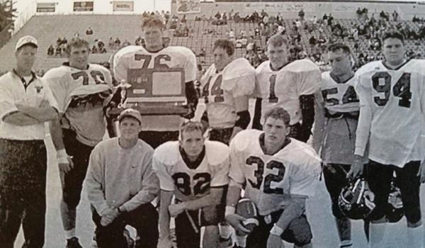 Looking Back 15 Years In Kansas High School Football Sports In Kansas